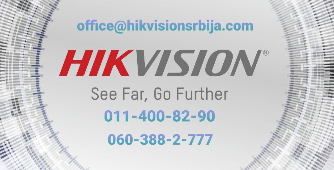 Hikvision Srbija Web shop